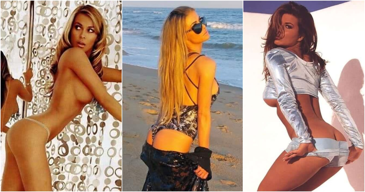 51 Hottest Carmen Electra Big Butt Pictures Are Truly Astonishing
