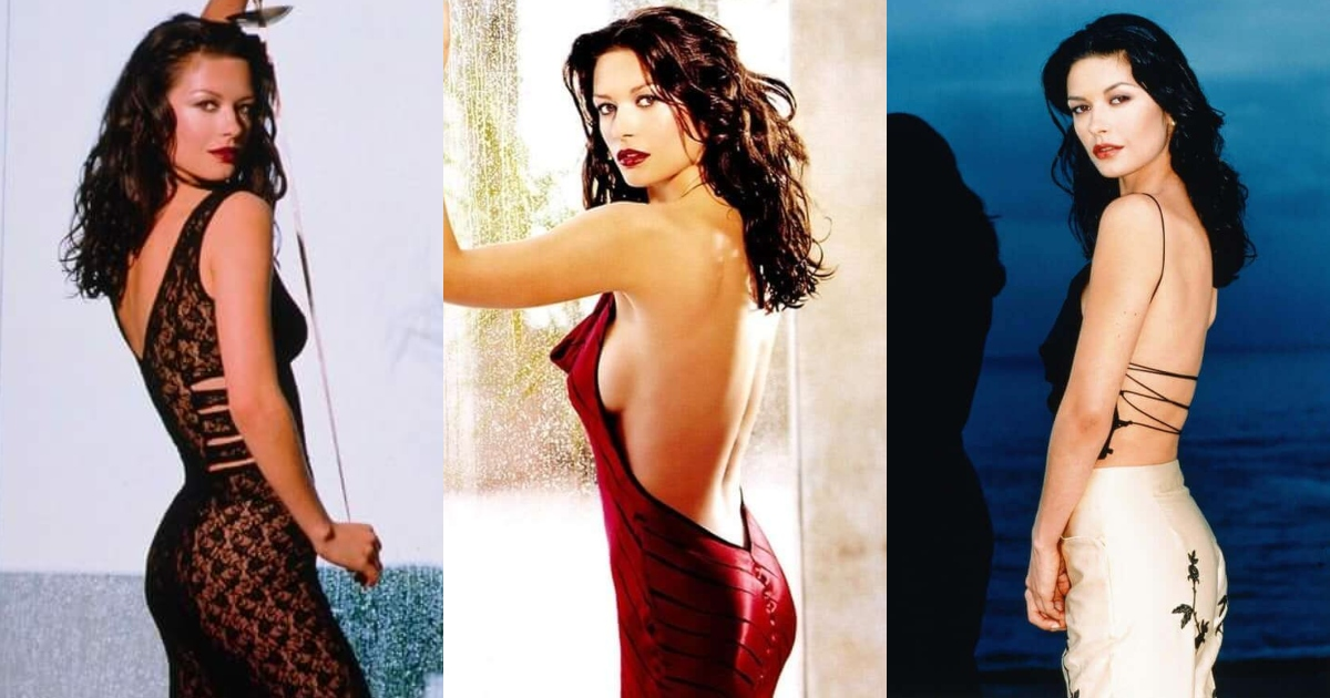 51 Hottest Catherine Zeta-Jones Butt Pictures You'll Surely Feel Like Giving A Nice Slap