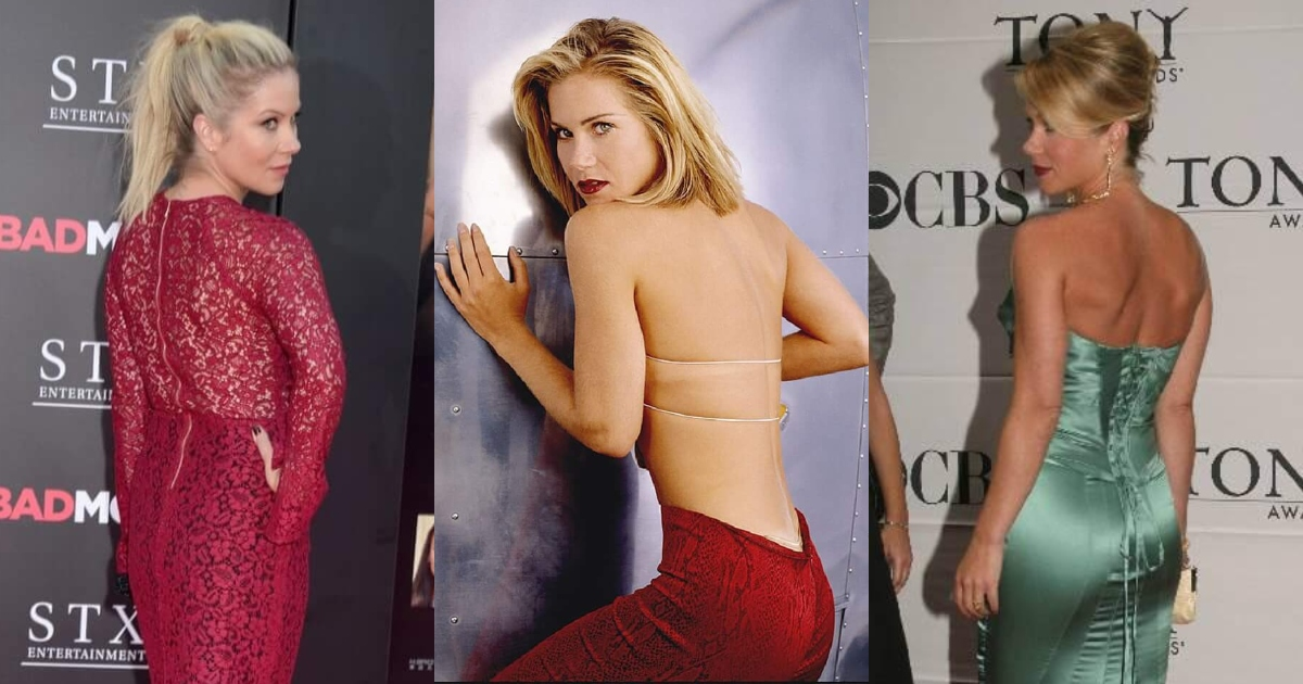 51 Hottest Christina Applegate Big Butt Pictures Are Truly Astonishing