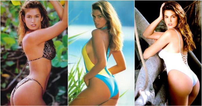 51 Hottest Cindy Crawford Big Butt Pictures Are Going To Perk You Up