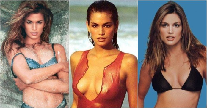 51 Hottest Cindy Crawford Boobs Pictures Are Jaw-Dropping And Quite The Looker