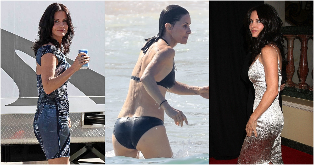 51 Hottest Courteney Cox Big Butt Pictures Are Truly Astonishing