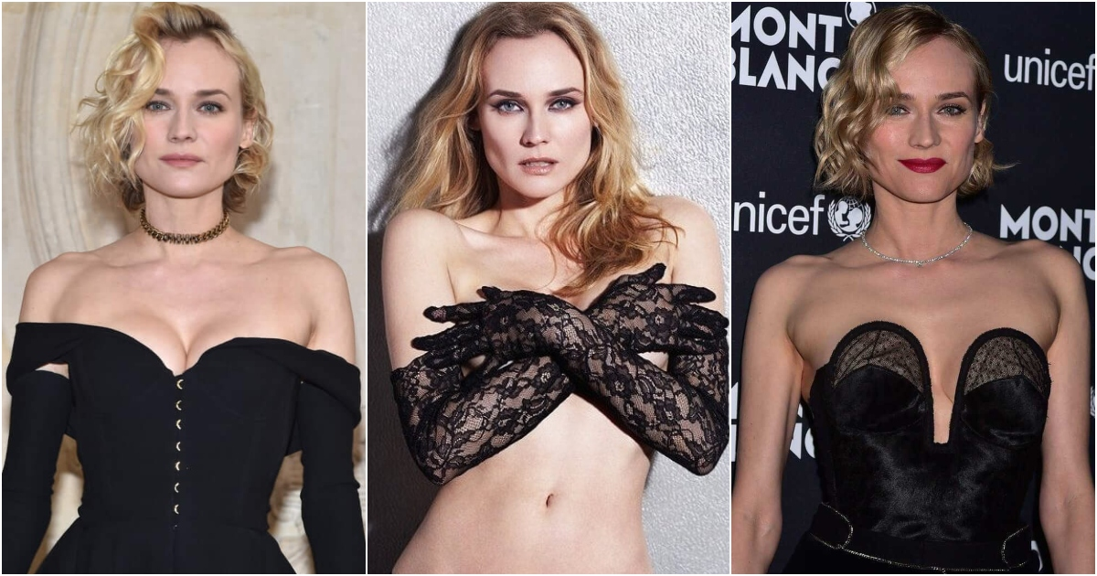 51 Hottest Diane Kruger Boobs Pictures Are As Soft As They Look