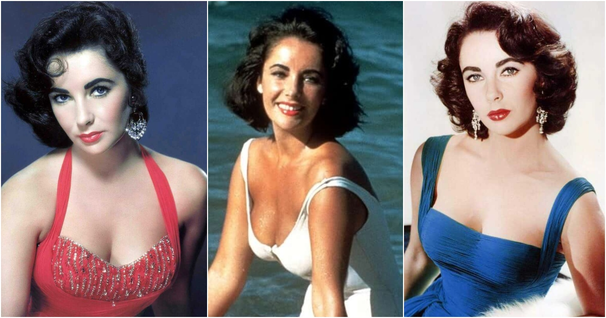 51 Hottest Elizabeth Taylor Boobs Pictures A Visual Treat To Make Your Day