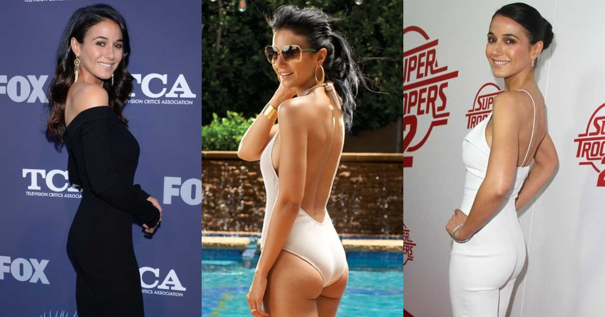 51 Hottest Emmanuelle Chriqui Big Butt Pictures Are Truly Astonishing