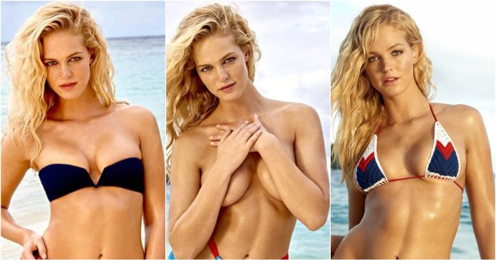 51 Hottest Erin Heatherton Boobs Pictures Expose Her Perfect Cleavage