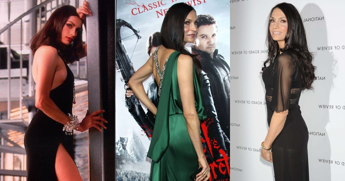 51 Hottest Famke Janssen Big Butt Pictures That Will Make Your Heart Pound For Her Booty