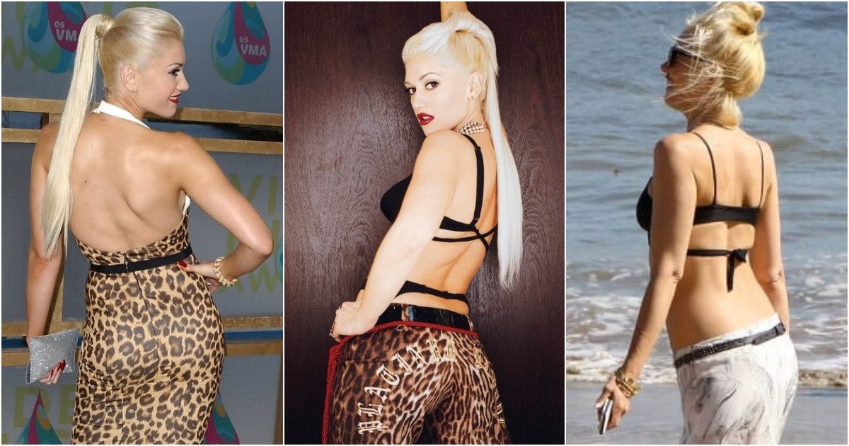 51 Hottest Gwen Stefani Big Butt Pictures Are Probably The Cutest Pair Of Butt Cheeks You've Ever Seen