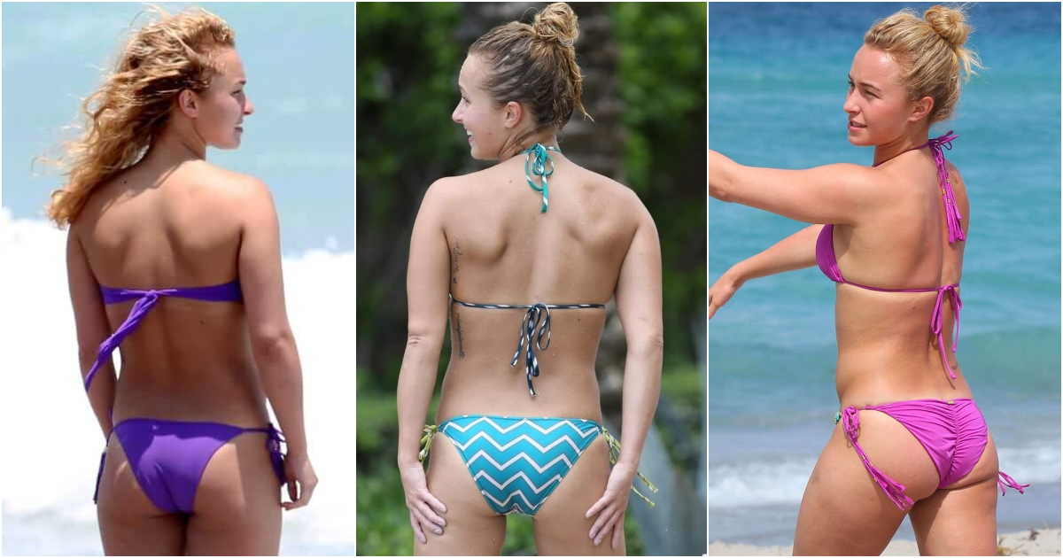 51 Hottest Hayden Panettiere Big Butt Pictures Are Simply Excessively Damn Delectable