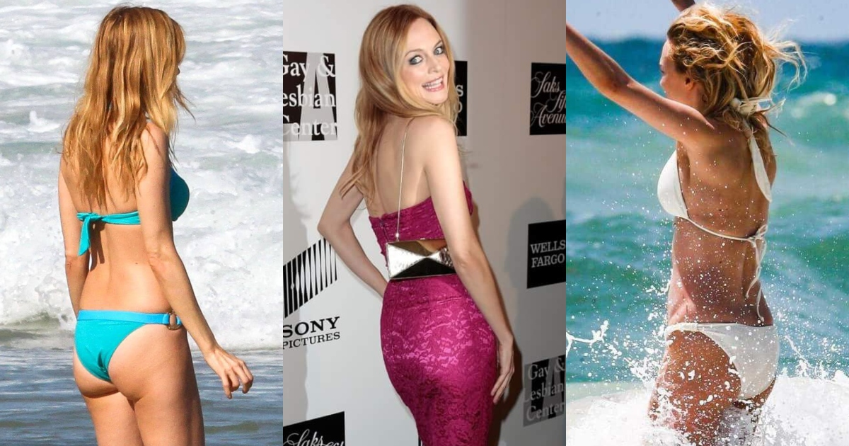 51 Hottest Heather Graham Big Butt Pictures Uncover Her Attractive Assets