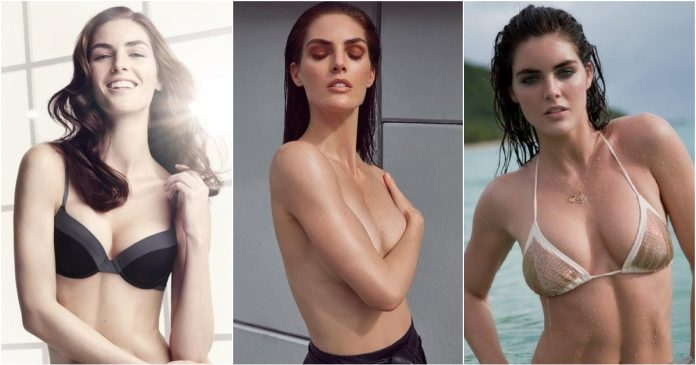 51 Hottest Hilary Rhoda Boobs Pictures That Look Flaunting In A Bikini