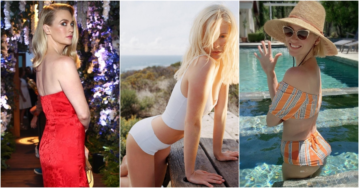 51 Hottest January Jones Big Butt Pictures Are Probably The Cutest Pair Of Butt Cheeks You've Ever Seen