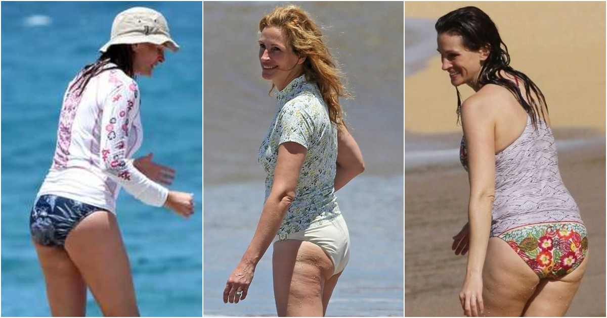 51 Hottest Julia Roberts Big Butt Pictures Demonstrate That She Is Has The Tightest Pair Of Bums As Anyone Might Imagine