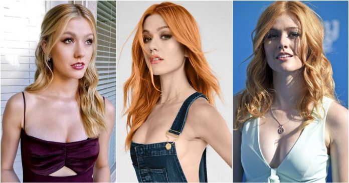 51 Hottest Katherine McNamara Boobs Pictures Are Arousing And Appealing