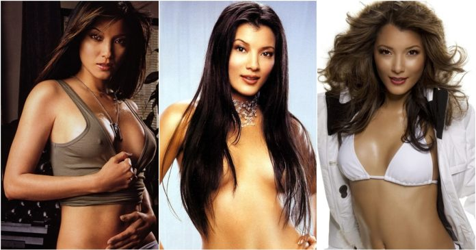 51 Hottest Kelly Hu Boobs Pictures That Are Ravishingly Revealing
