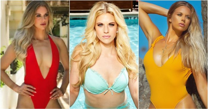 51 Hottest Lauren Sesselmann Boobs Pictures Show Off Her Perfect Set Of Racks
