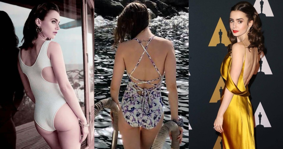 51 Hottest Lily Collins Big Butt Pictures Which Will Get You Completely Perspiring