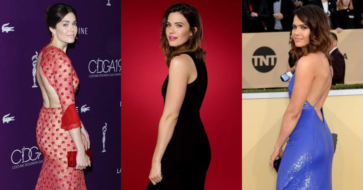 51 Hottest Mandy Moore Big Butt Pictures Are Probably The Cutest Pair Of Butt Cheeks You've Ever Seen