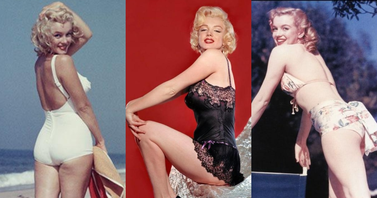 51 Hottest Marilyn Monroe Big Butt Pictures Are Going To Perk You Up