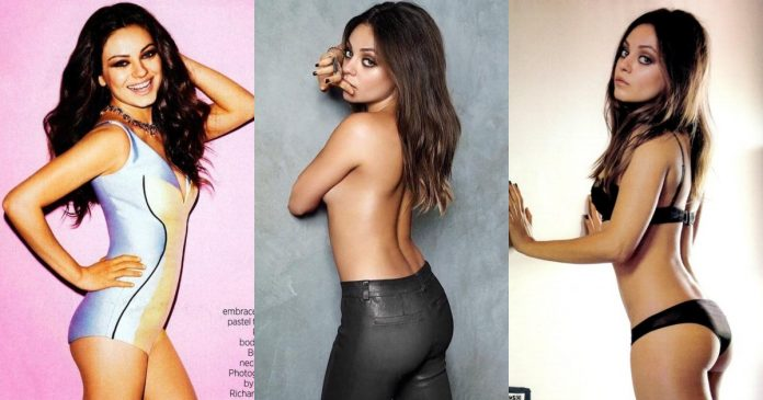 51 Hottest Mila Kunis Butt Pictures Are Probably The Cutest Pair Of Butt Cheeks You've Ever Seen