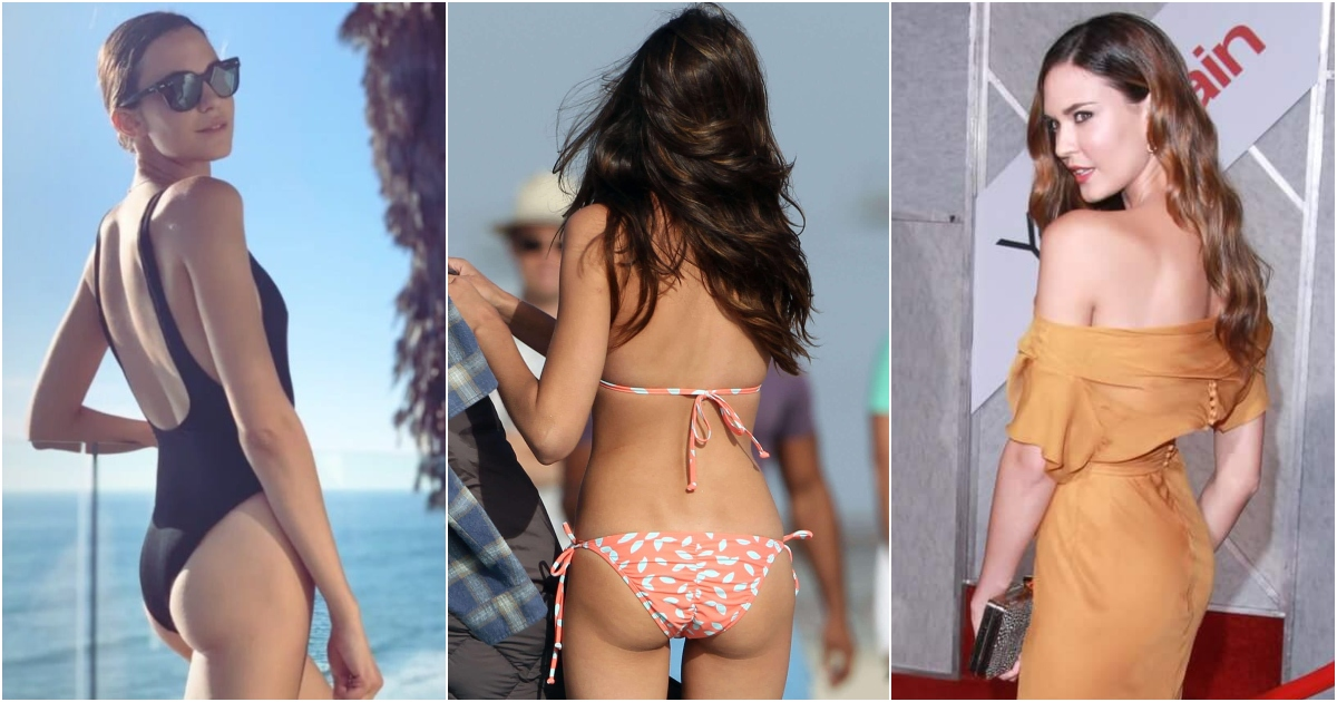 51 Hottest Odette Annable Big Butt Pictures Uncover Her Attractive Assets