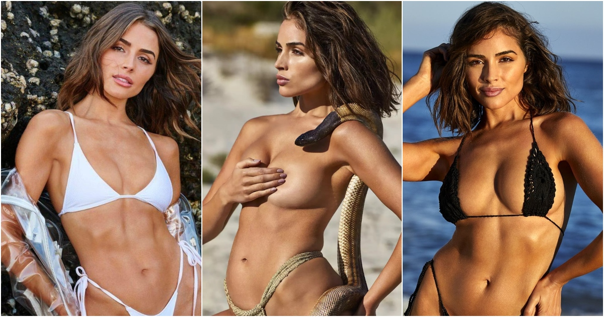 51 Hottest Olivia Culpo Boobs Pictures Will Tempt You To Hug Her Tightly