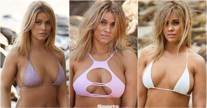 51 Hottest Paige VanZant Boobs Pictures That Are Ravishingly Revealing