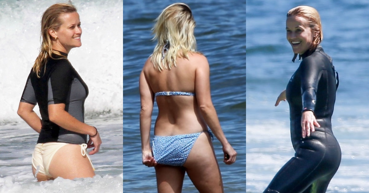 51 Hottest Reese Witherspoon Big Butt Pictures Are Going To Perk You Up