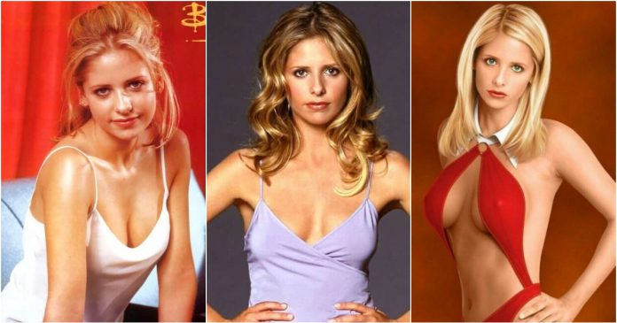51 Hottest Sarah Michelle Gellar Boobs Pictures Are A Perfect Fit To Make Her A Hottie Hit