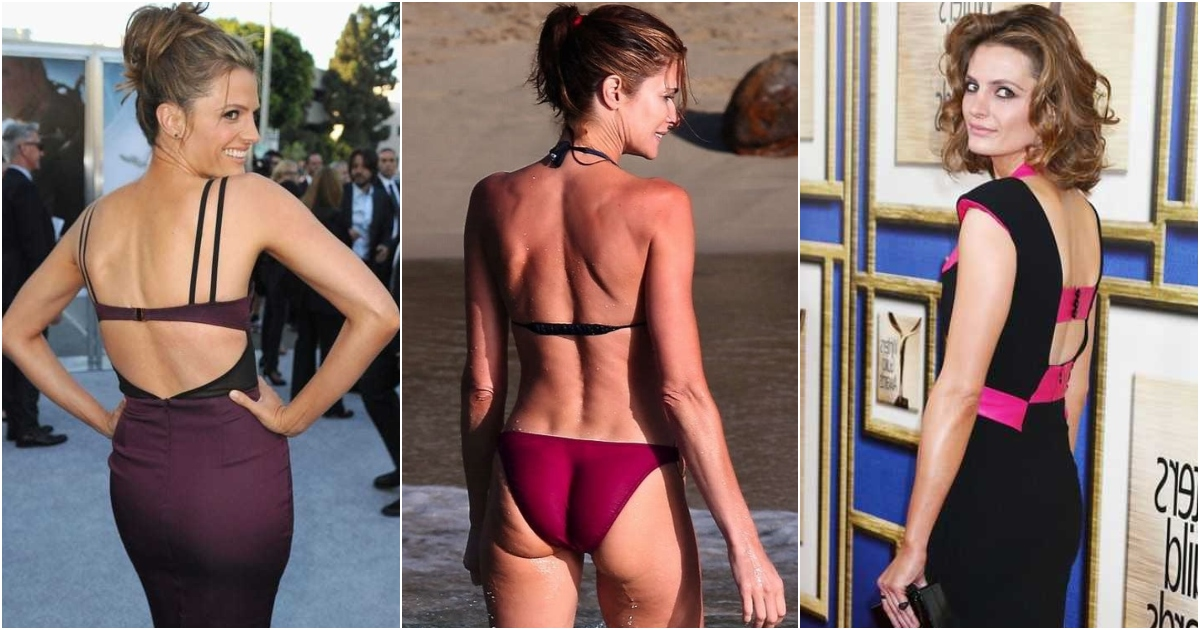 51 Hottest Stana Katic Big Butt Pictures That Are Essentially Perfect