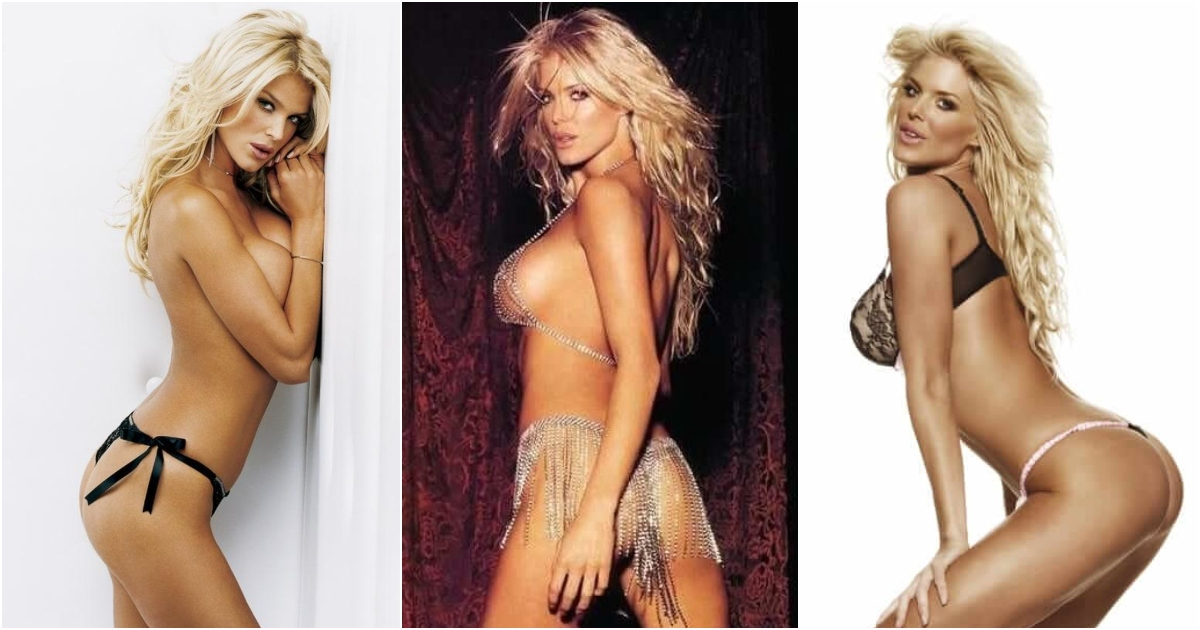 51 Hottest Victoria Silvstedt Big Butt Pictures Are Probably The Cutest Pair Of Butt Cheeks You've Ever Seen