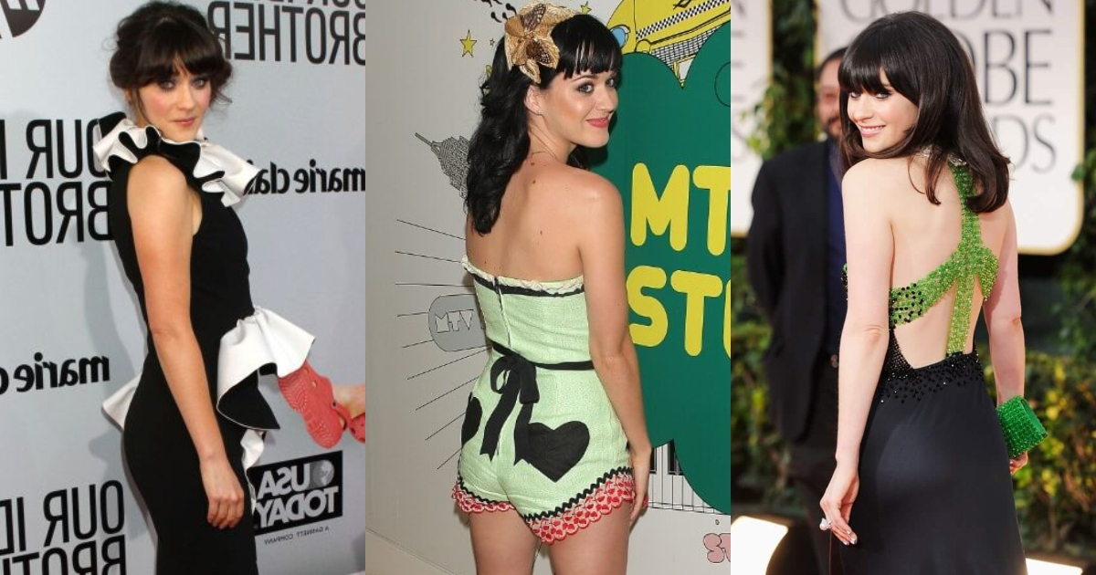 51 Hottest Zooey Deschanel Big Butt Pictures Are Going To Perk You Up