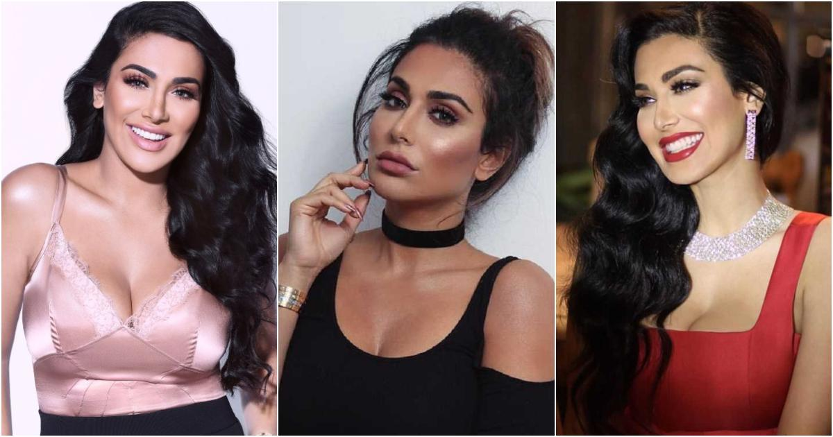 51 Huda Kattan Hottest Pictures You Just Can't Get Enough Of