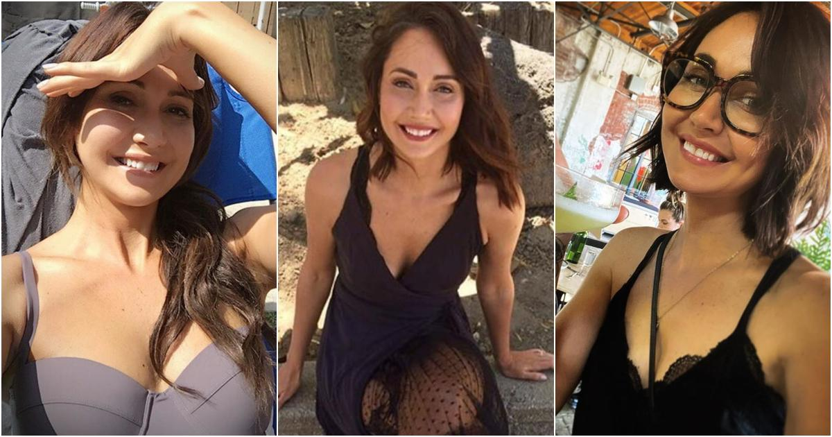 51 Jessica Chobot Hot Pictures Show Off Her Flawless Figure