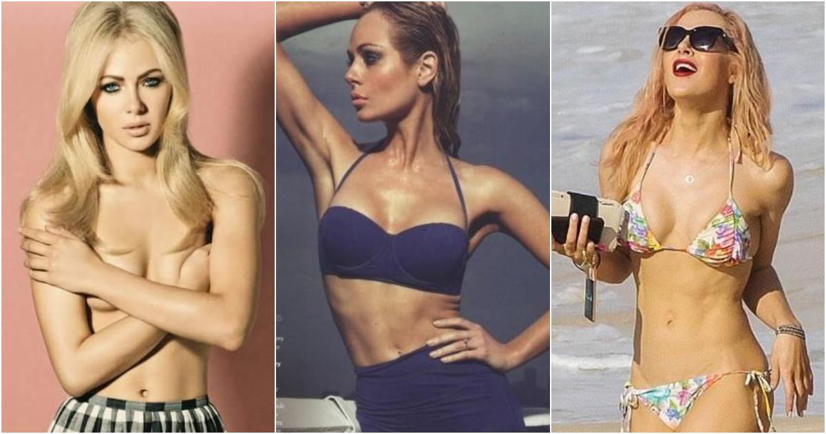 51 Jessica Marais Hottest Pictures Will Bring Out Your Deepest Desires