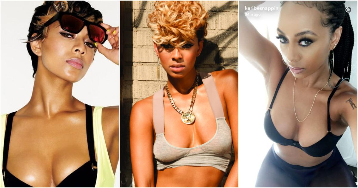 51 Keri Hilson Hot Pictures Are Gorgeously Attractive
