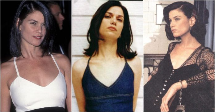 51 Linda Fiorentino Hot Pictures Will Have You Feeling Hot Under Your Collar