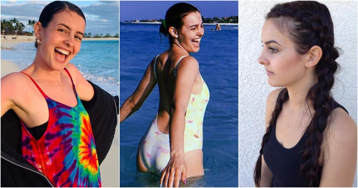 51 Lisa Cimorelli Hot Pictures Can Make You Fall In Love With Her In An Instant