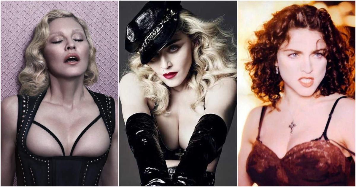 51 Madonna Hottest Pictures Can Make You Fall For Her Glamorous Looks