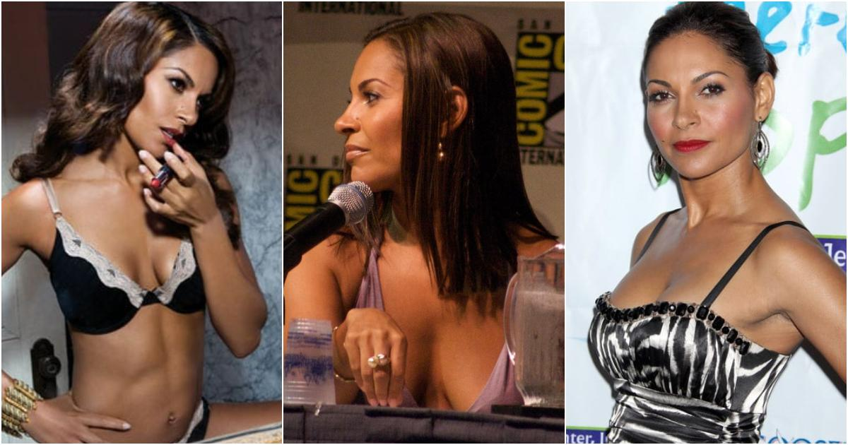 51 Salli Richardson-Whitfield Hot Pictures Will Have You Feeling Hot Under Your Collar
