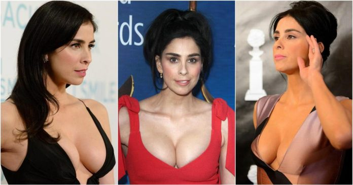 51 Sarah Silverman Hottest Pictures You Just Can't Lay Your Eyes Off