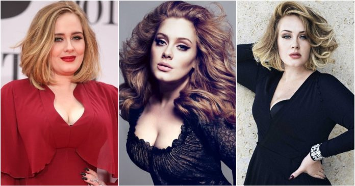 51 Sexiest Adele Boobs Pictures Are A Feast For Your Eyes