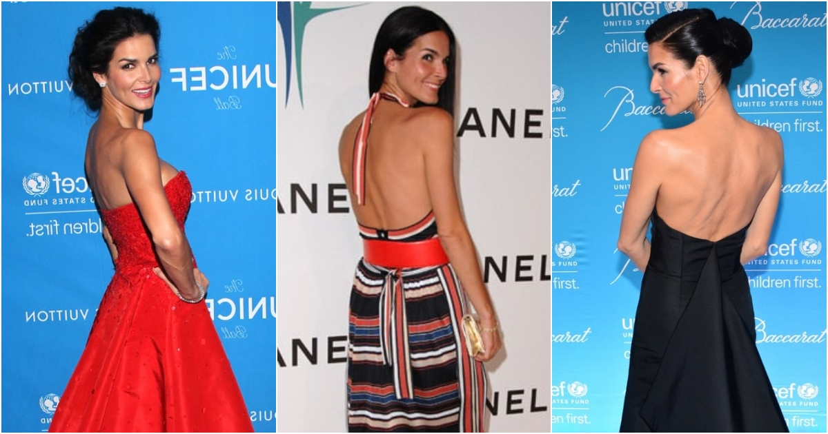 51 Sexiest Angie Harmon Big Butt Pictures That Will Make You Begin To Look All Starry-Eyed At Her Ass