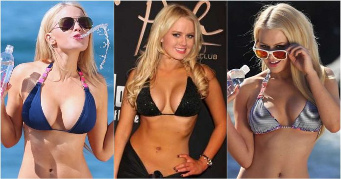 51 Sexiest Anna Sophia Berglund Boobs Pictures Are Just The Right Size To Look And Enjoy