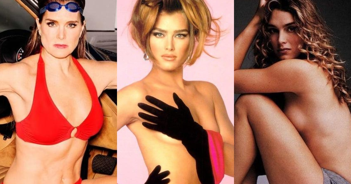 51 Sexiest Brooke Shields Boobs Pictures Will Make You Feel Thirsty For Her Melons