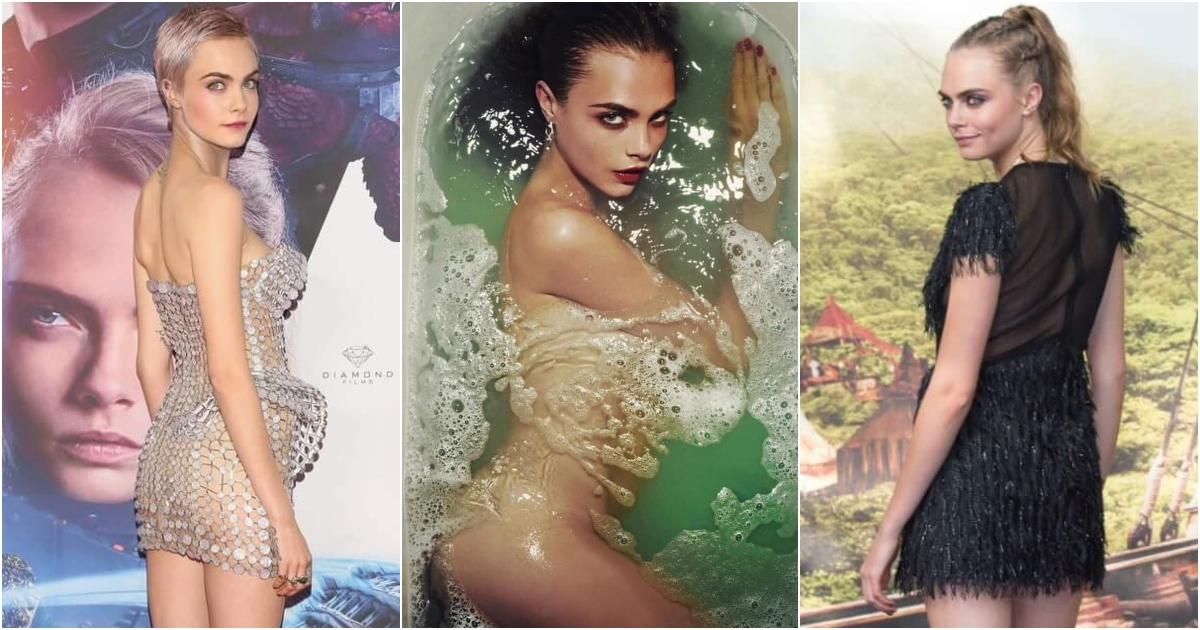 51 Sexiest Cara Delevingne Big Butt Pictures That Will Make Your Eyes Go Up And Down