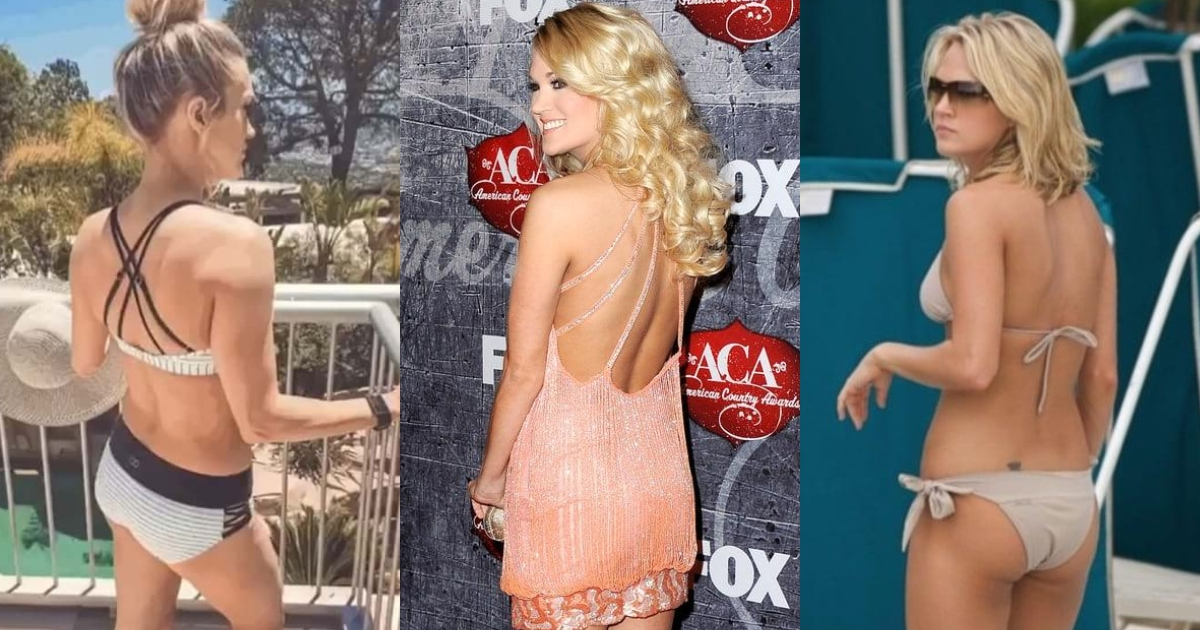 51 Sexiest Carrie Underwood Big Butt Pictures That Will Make Your Eyes Go Up And Down