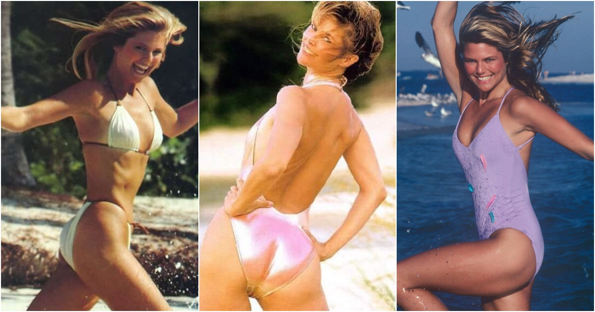 51 Sexiest Christie Brinkley Big Butt Pictures Are Hot As Hellfire
