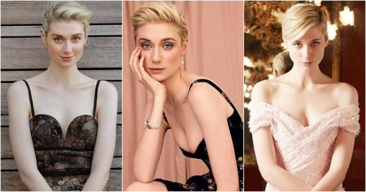 51 Sexiest Elizabeth Debicki Boobs Pictures Show Off Her Awesome Bosoms