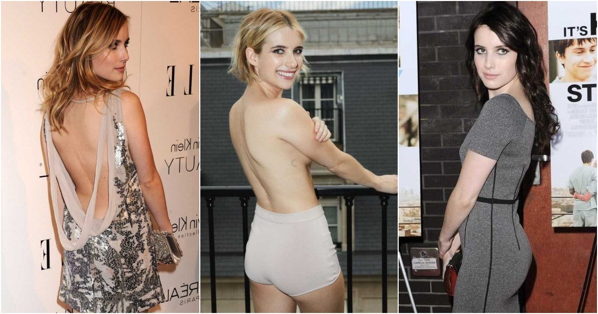 51 Sexiest Emma Roberts Big Butt Pictures Which Are Inconceivably Beguiling